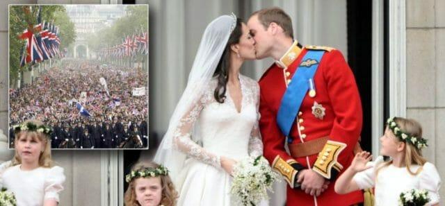 Królewski ślub księcia Williama i Kate Middleton