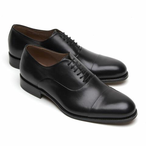 Męskie buty ślubne. Oxfordy