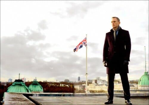 recenzja filmy Skyfall Jamesa Bonda