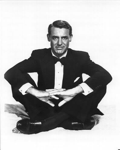 Cary Grant w smokingu