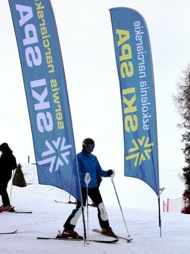 Slalom ze Ski Spa