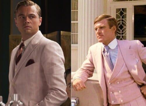 Di Caprio 2013 i Redford 1974