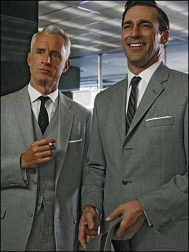 pick and pick mad men