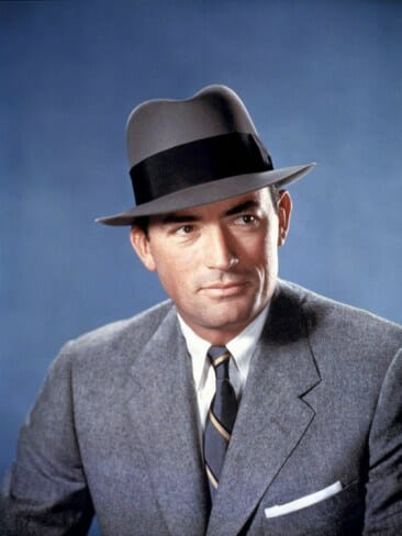 man in a gray flannel suit