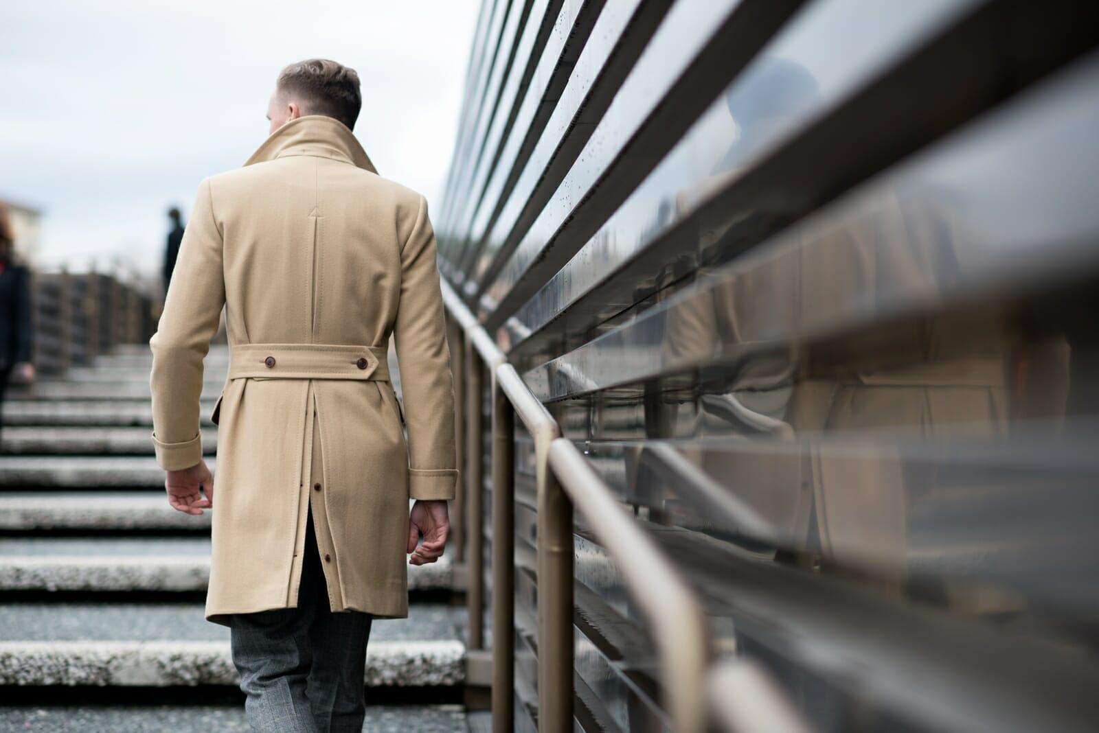 Płaszcz polo marki zackroman