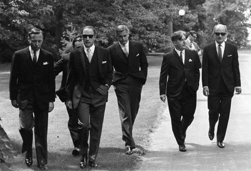 Kanadyjscy politycy na przełomie lat 60 i 70
