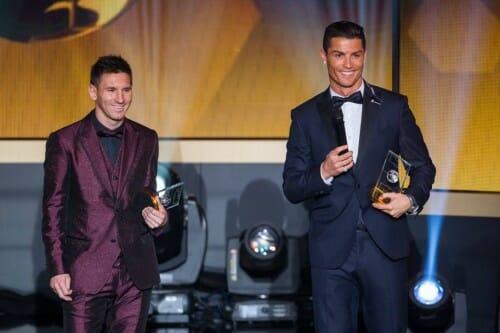 Messi czy Ronaldo?