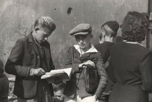 Bazar Różyckiego 1943