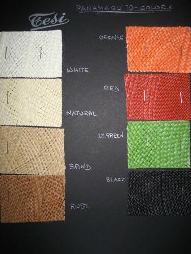 Briso dostępne kolory