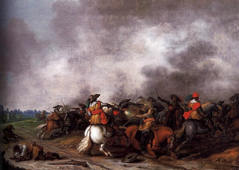6 Palamedes_Palamedesz._-_Cavalry_Battle