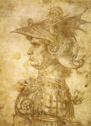 Da Vinci - Kondotier - 1472