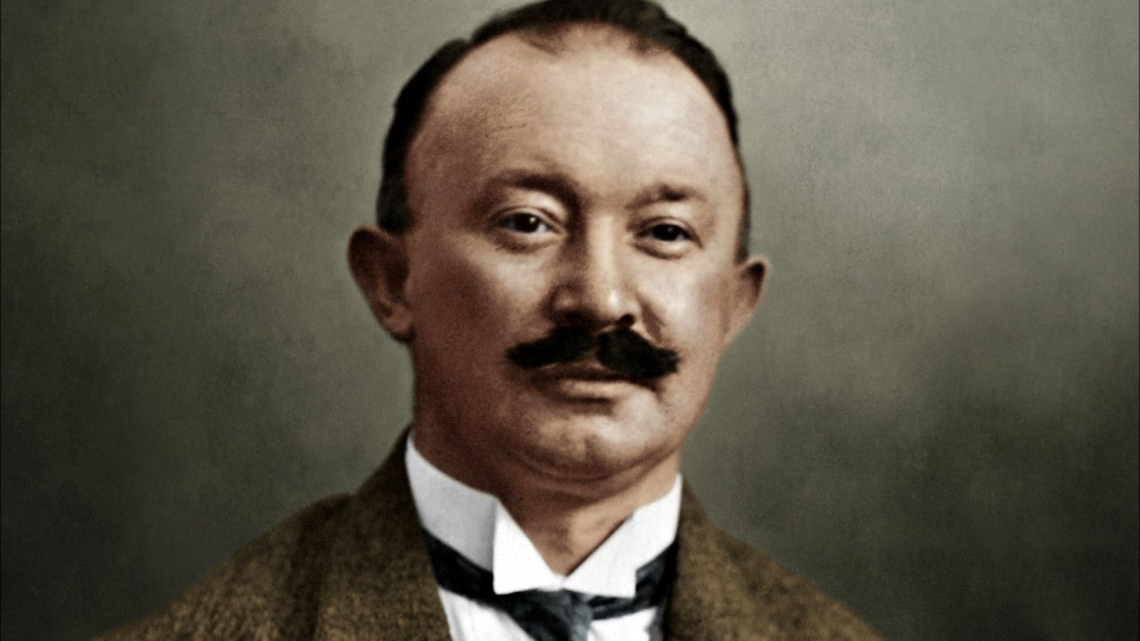 Gallery images and information: Hugo Ferdinand Boss