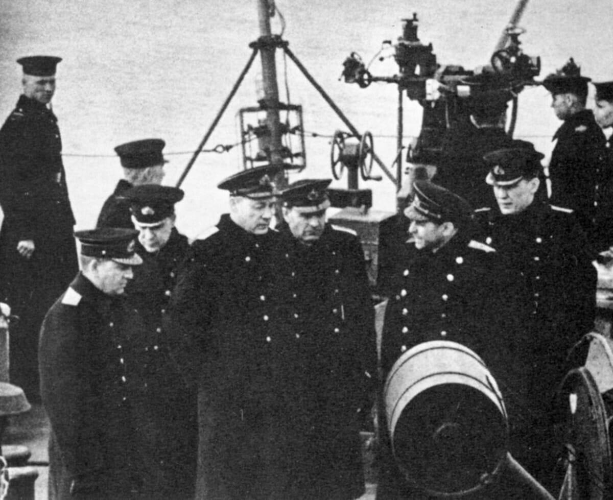 Nikołaj Kuzniecow, 1943