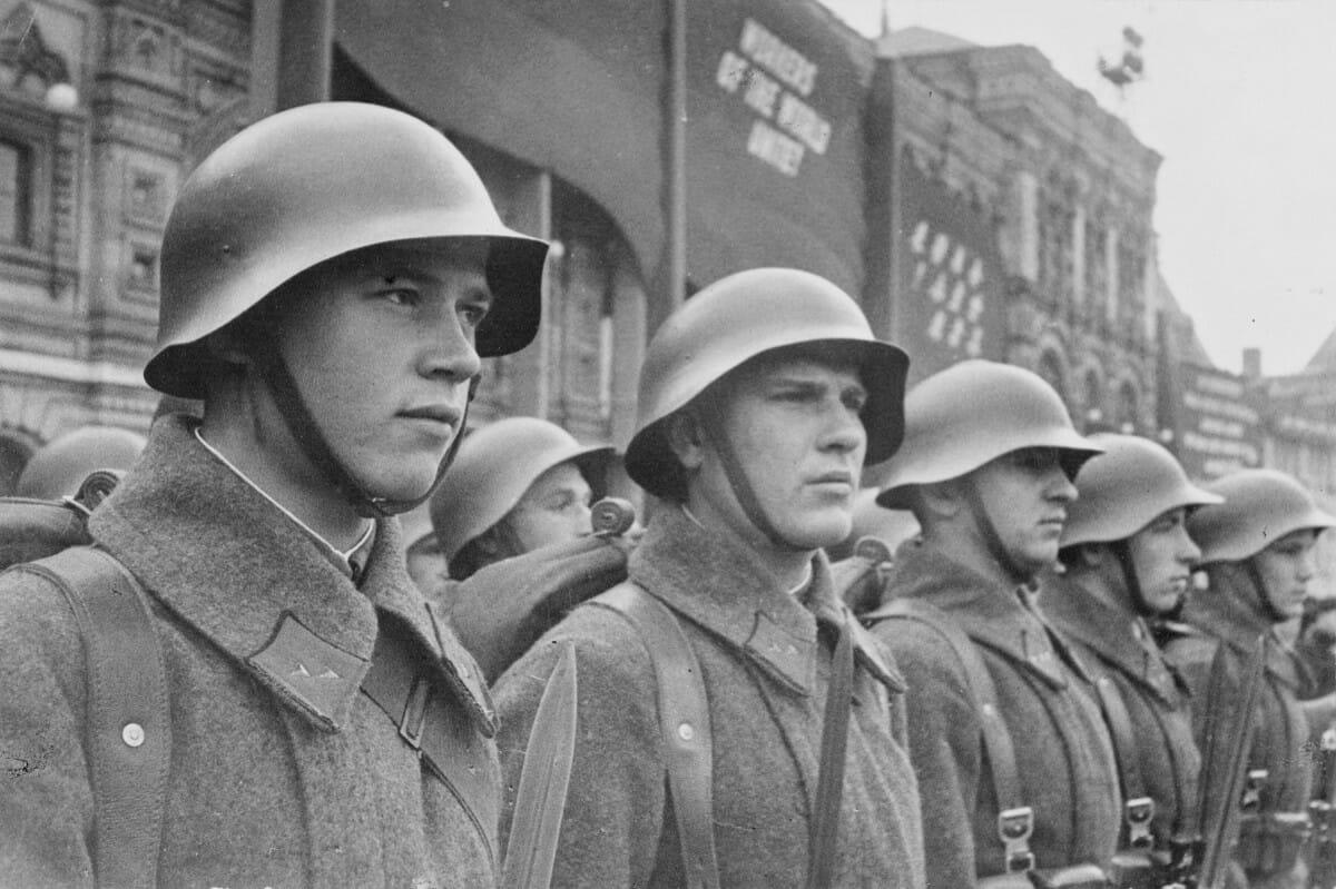 Soldaten_rote_armee 1941