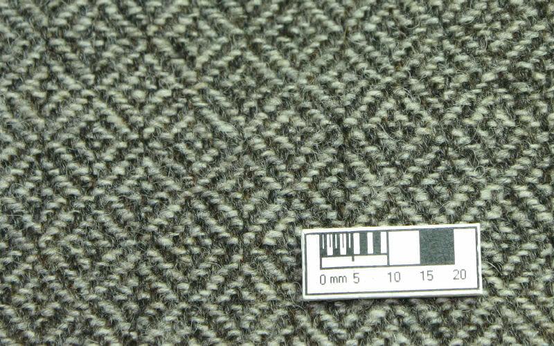 Tweed diamentowy
