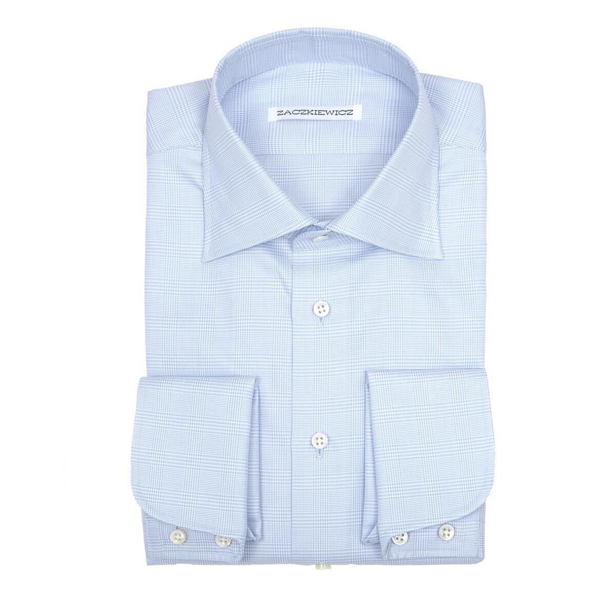 Błękitna koszula Książę Walii