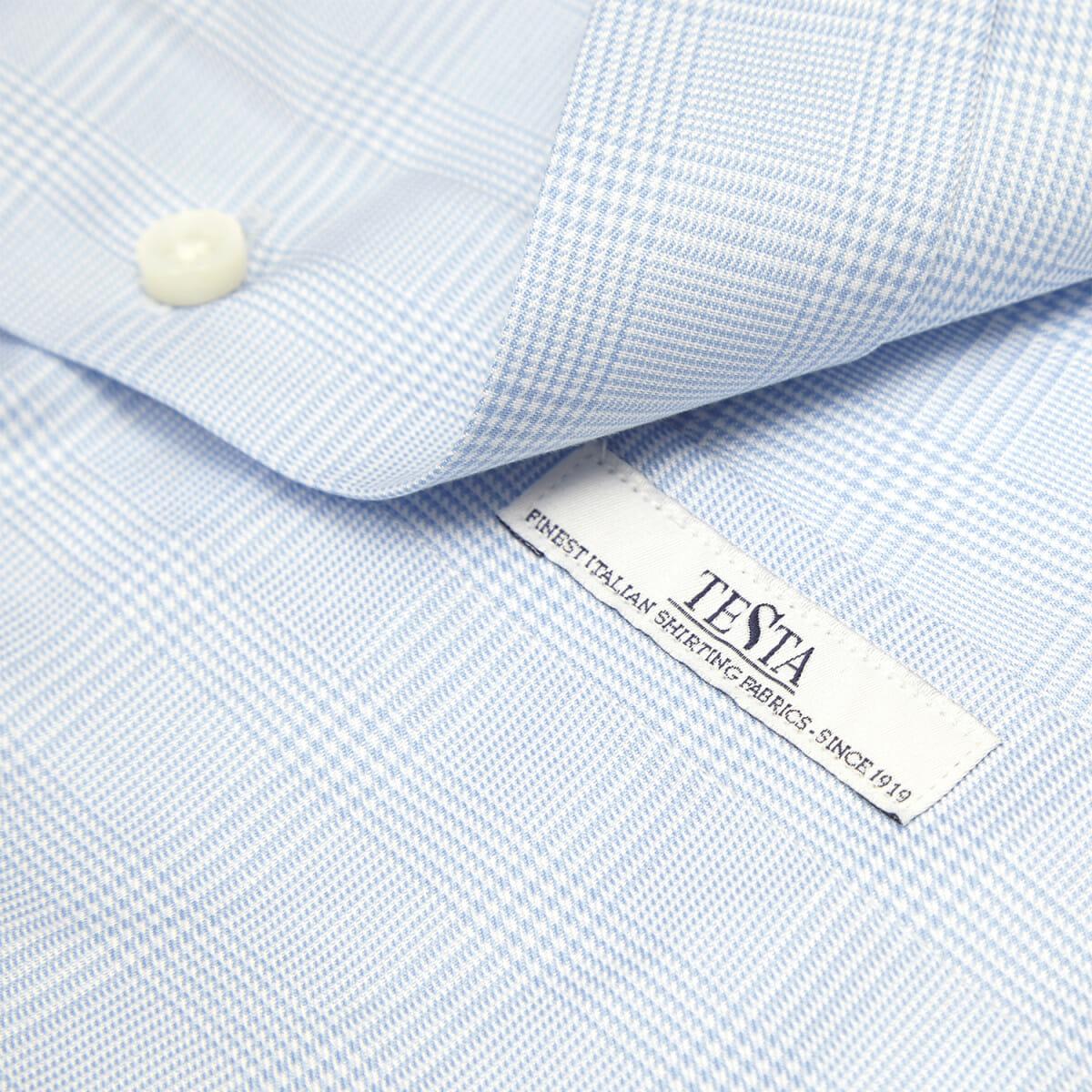Koszula z tkaniny Testa