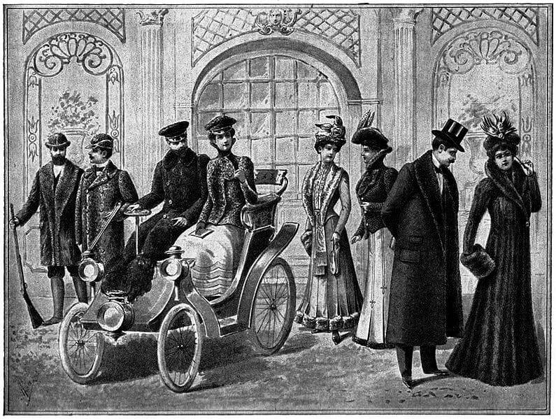 revillon freres worlds fair 1900