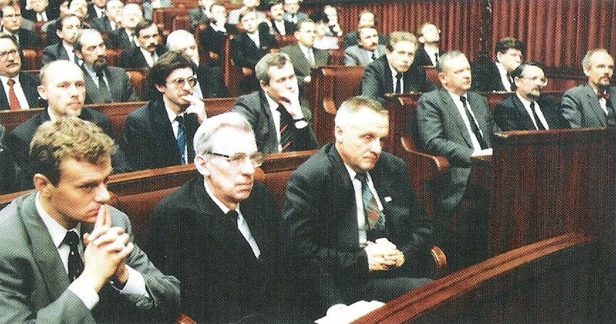 sejm 1991