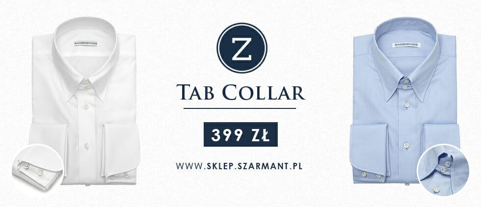 Koszule tab collar (Skyfall)