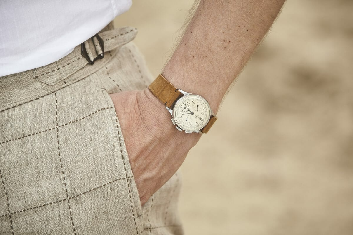 Zegarek Universal Geneve