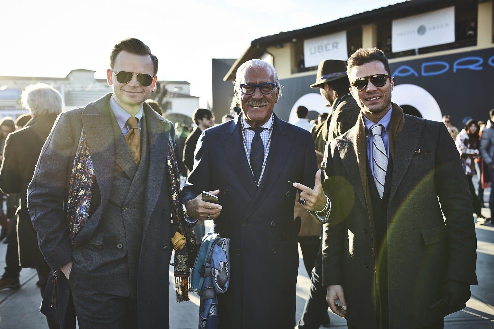 różnorodne wyjątkowe krawaty