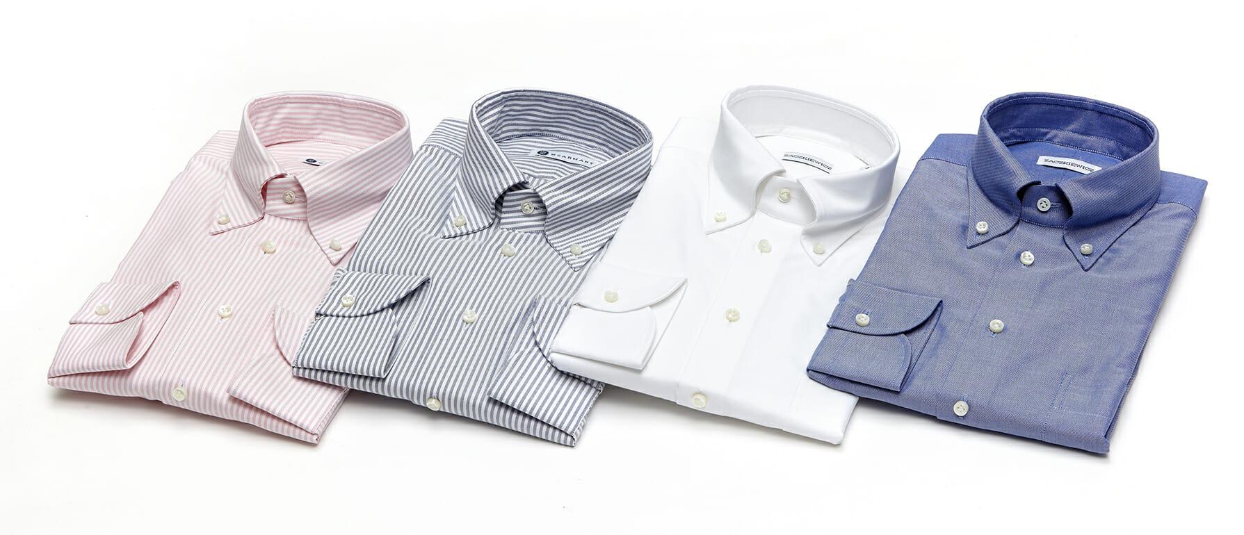 Oxford cloth button down – najbardziej uniwersalna koszula?