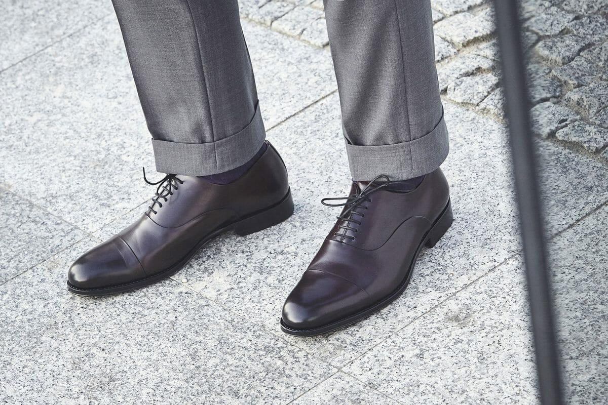 klasyczne męskie obuwie