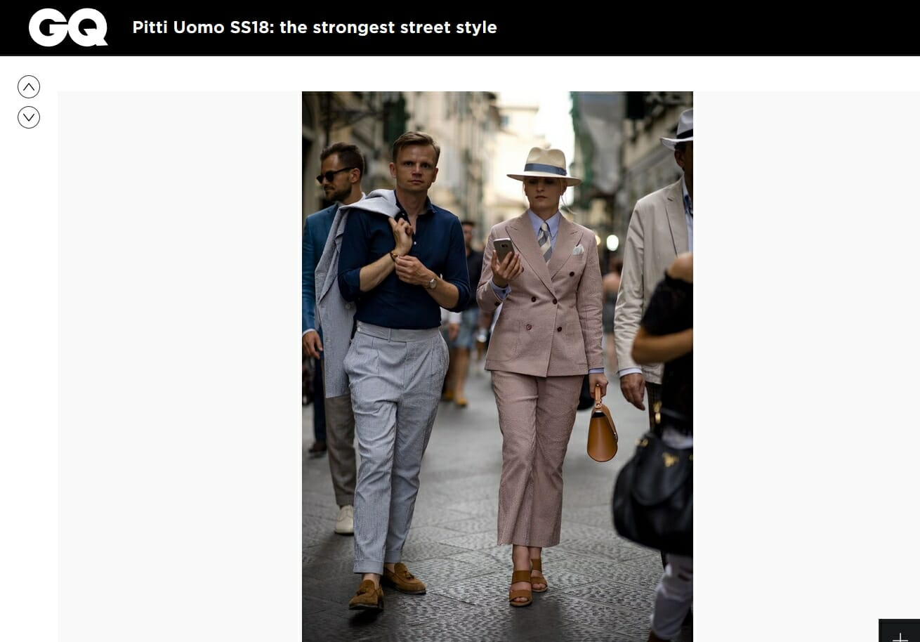 the strongest street style