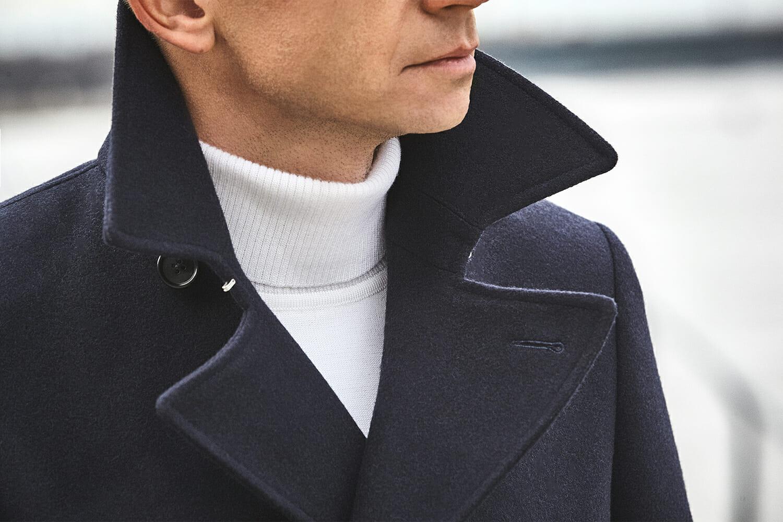 klasyczna kurtka męska