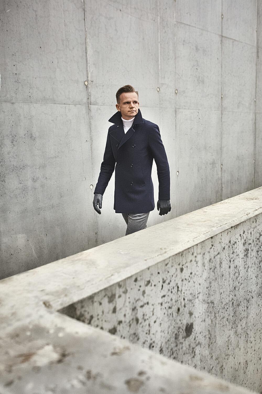 elegancka kurtka przejściowa