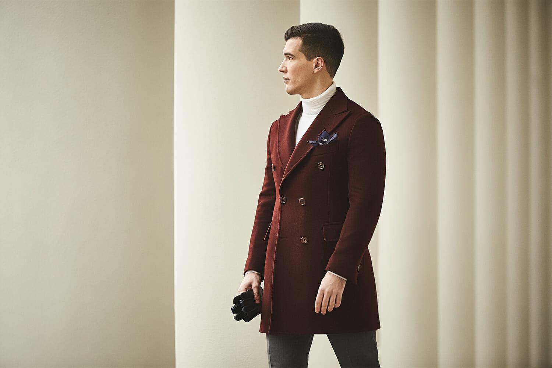32b752a2d3f02 Eleganckie płaszcze męskie. Poradnik