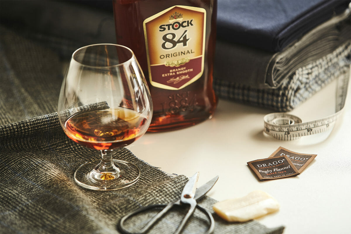 brandy stock