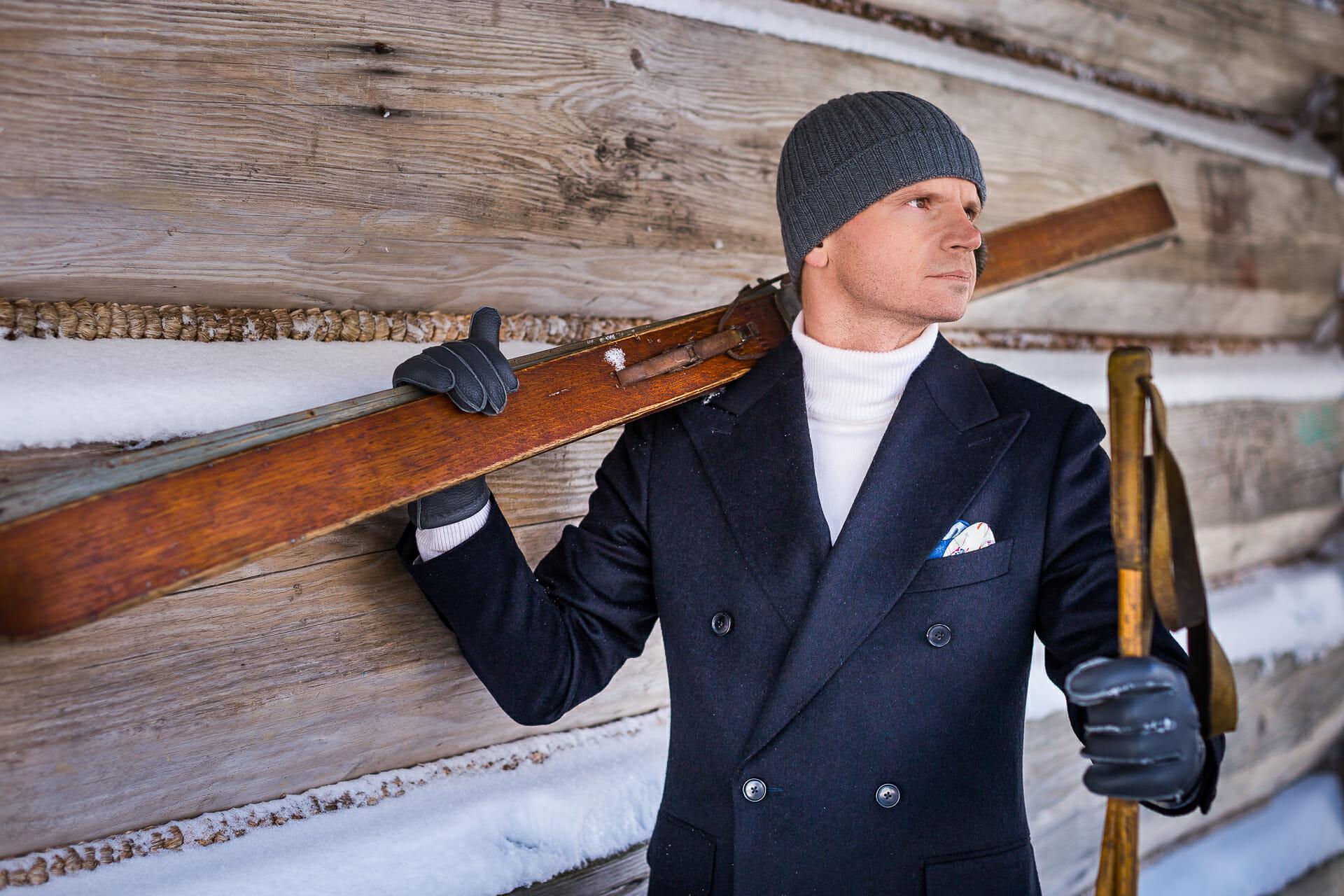 Płaszcz niejedno ma imię | Mr Vintage rzeczowo o modzie