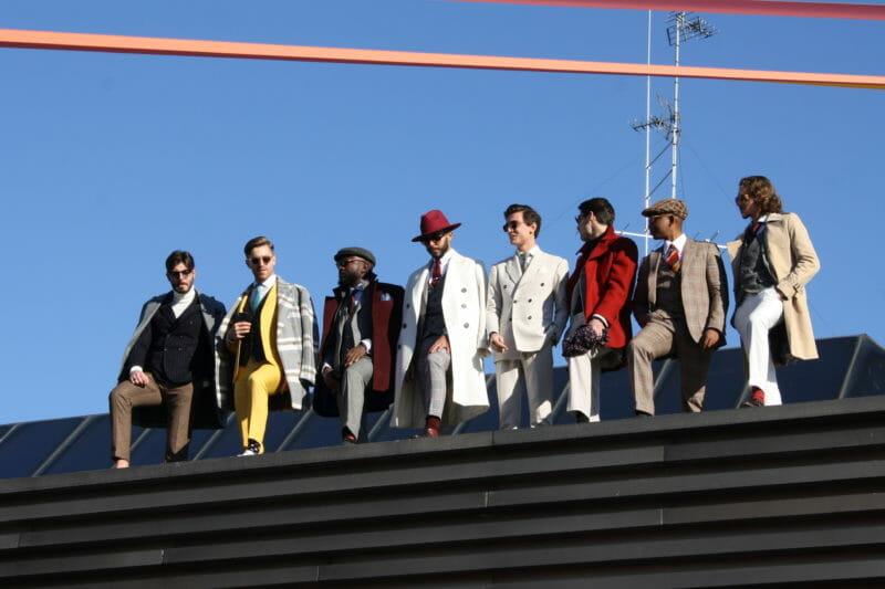 Pitti Uomo 97. Fotorelacja z targów mody męskiej