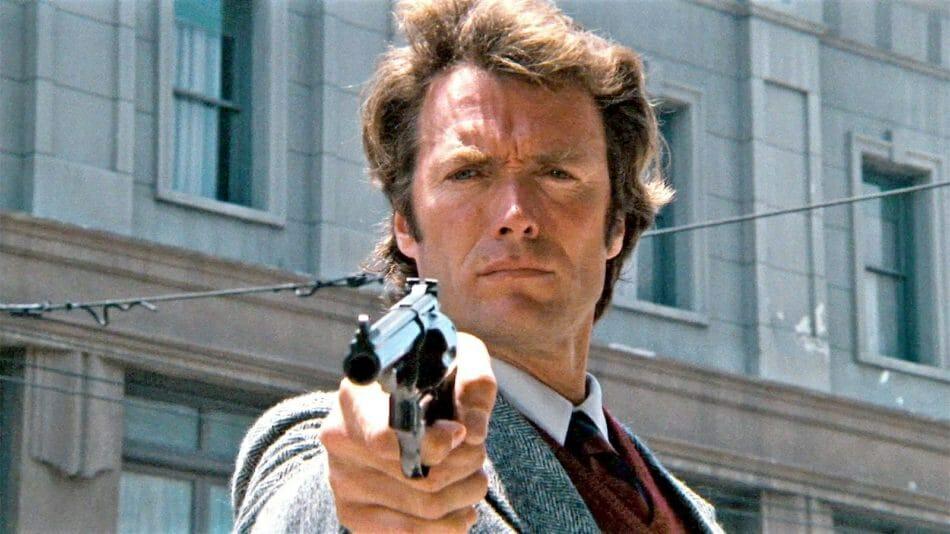 Clint Eastwood tweedowa marynarka